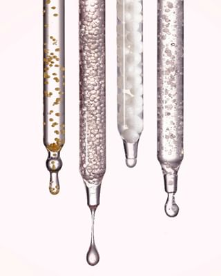 cosmetics beauty stilllife pipettes stilllifephotography