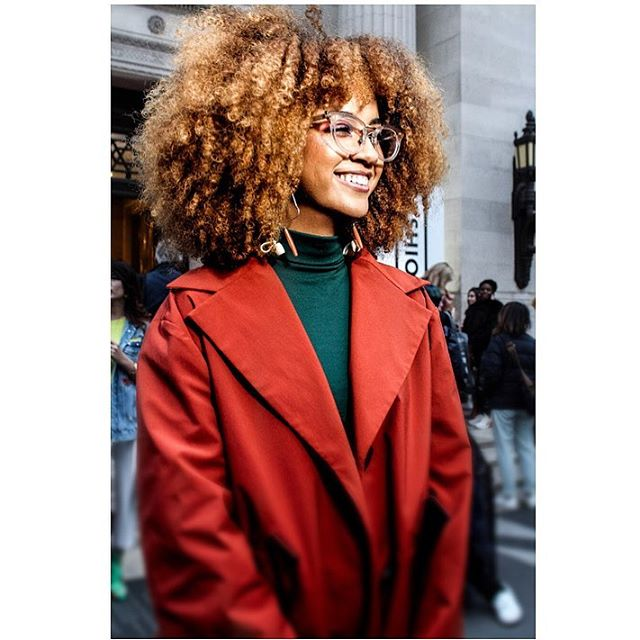 hairstyles londonfashionweek fashionscout freemasonshall