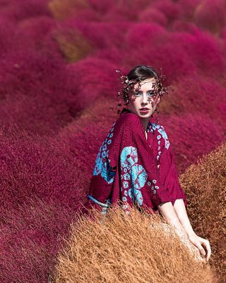 elenatyutinaphotography fashionmagazine fashioneditorial tokyophotographer japanphotographer japanphotography fashionphotography japanfashion naturefashion nature fashion
