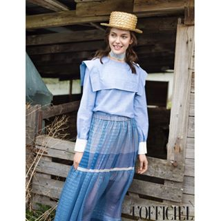zurich blouse skirt available