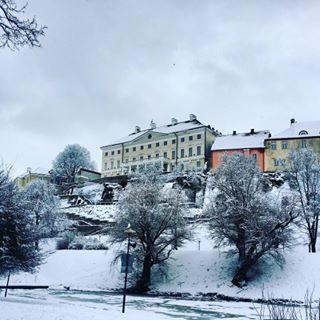 tallinn blue visitestonia winter cityscape estonia