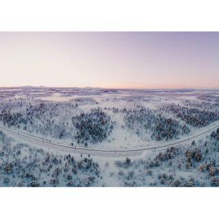 vsco vscocam instagram vscogood nature swedishmoments instamoment travel instamood instacool visualsoflife visualsofearth sweden snow travelblogger moodnation mavicair mavic womenwhodrone vscogood dronephotography dronestagram drones polarnight kiruna