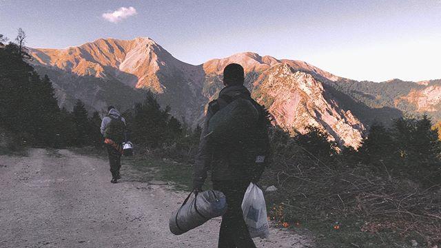 trekkinglife ifindyourlackofimaginationdisturbing trekkingingreece