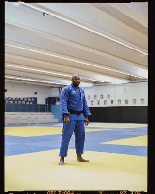 unbeaten beastmode mediumformat shotonfilm dojo gym portrait olympic underarmour judo sports performance retail photography photooftheday