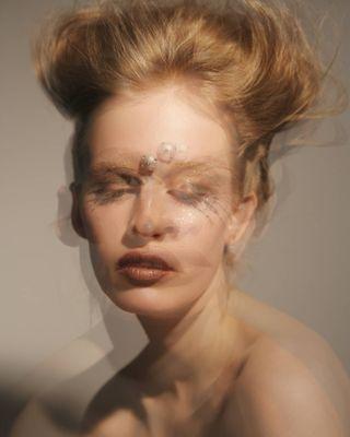 surrealism photoplay creativemakeup beauty beautyeditorial