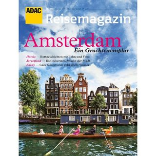 Amsterdam Reisemagazin