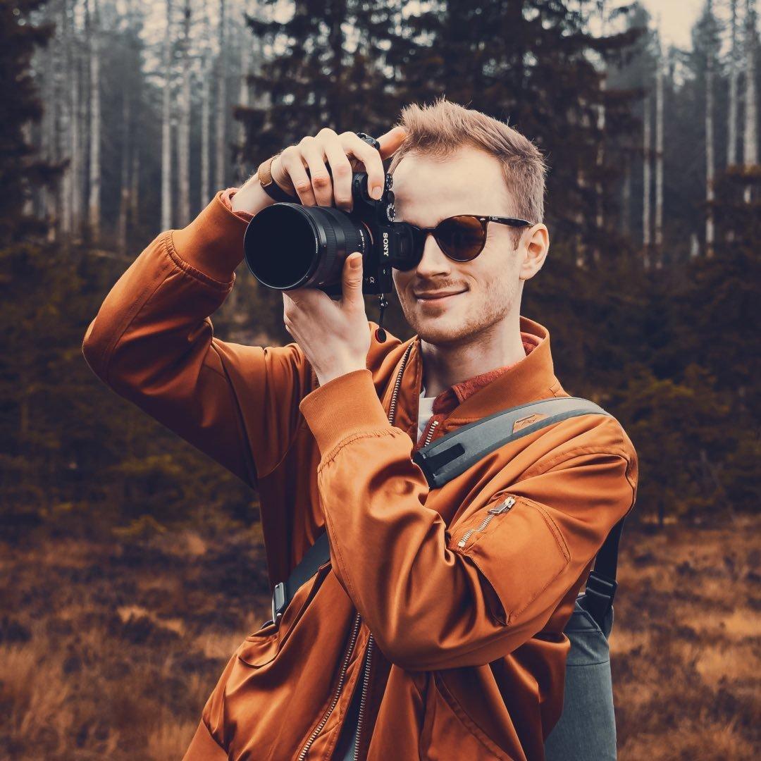 Avatar image of Photographer Maximilian Otto