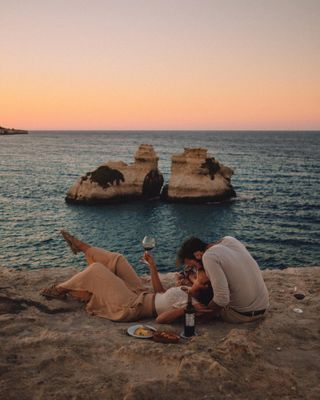 sunset_vision earthfocus coupletravelgoals travelcouple cutecouples vintageefeeling earthfocus travelbloggers traveladdicted travelcaptures earthvisuals worldwanderlust borntotravel travelmoments puglia italy wonderful_places