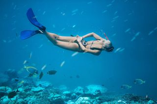 lovemyteam lifestyle lifestylephotographer lifestylephotography unterwasser underwater underwaterphotography summerfeeling bluesea oceanlove ocean deepblue snorcheling travle lovethisclient robinsonclubnoonu robinsonnoonu robinson work