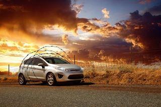 photography bts creativeagency shyshkinafood portland shoot car