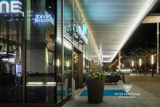 petervonpigagephotographie fotografie lichtprojekte bayern pvpphotogaphie petervonpigage adolights lichtlinie led licht riemarcaden