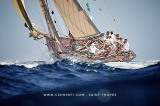 15meter bmwyachtsport classic cotedazurfrance csorenti d3 instagood instagram instasailing lesvoilesdesainttropez modern monaco people photography pierrecasiraghi rolex sailor sainttropez see superyachts tuiga wally water yachting