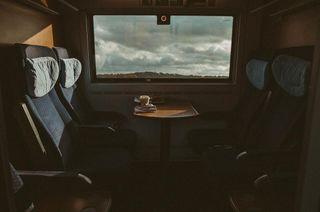 thisaintartschool deutschebahn lightandshadow light coffee photography bahnfahrt ice window train