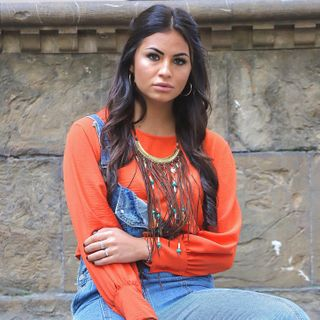 likeforfollow likeforlikes italy orange modelling pictures picoftheday fashion moda shootingphoto modella model shooting