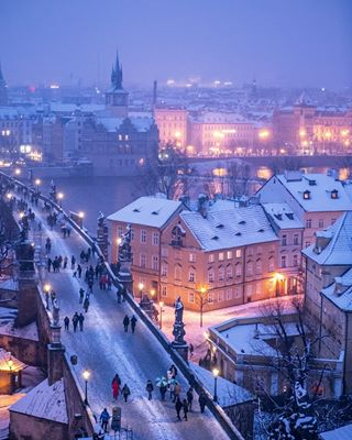 prag hello_worldpics nighttime citylife world_photo mojemetro best_earthscapes portfoliobox_art wonderful_prague worldphotoday praguecity ig_worldclub pragueworld prague wintertime qatarairways hello_rooftops cbviews christmastime snowtime praguestagram cnn citylights worldcities bluehour christmasnight praga