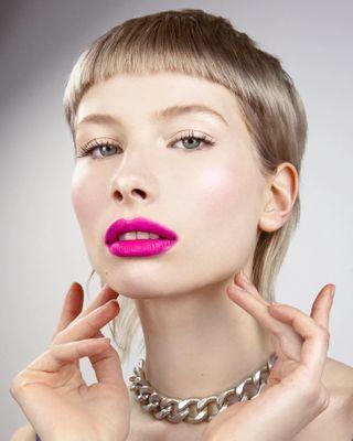 blackeyeliner edgymodel frenchmodel closeupphotography closeup beauty beautyshoot editorialphotography editorialmakeup editoriallook