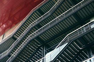 architecture architecturephotography design jeannouvel madrid reinasofia reinasofiamuseum spain stairs