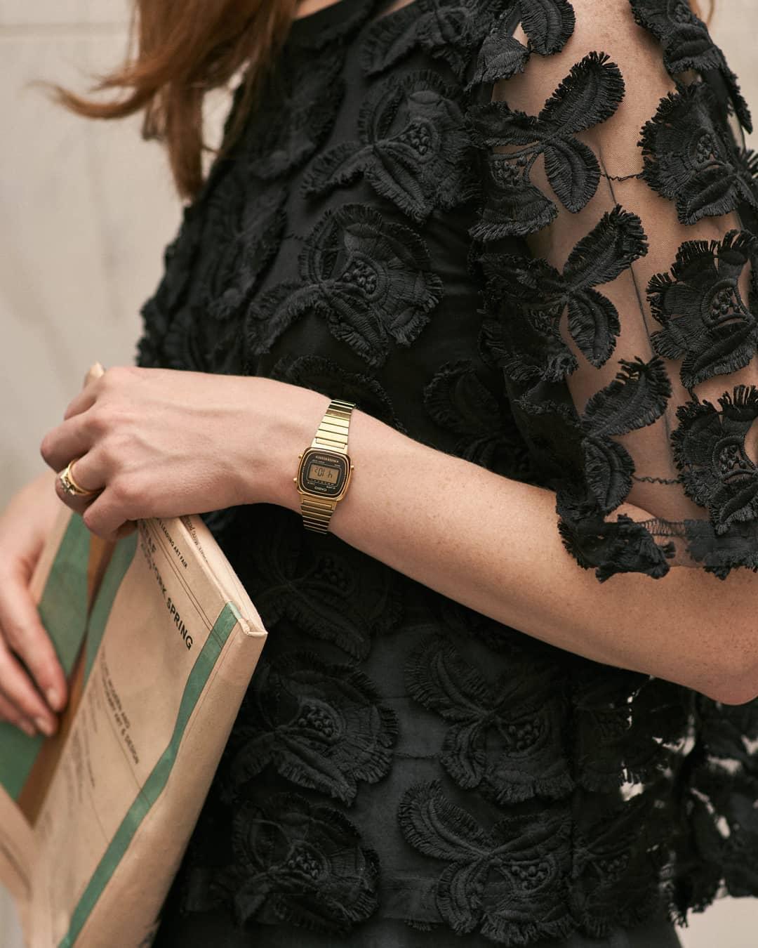 casiowatch colourpalette minimalism portrait kensington editorial fashion charityshophaul