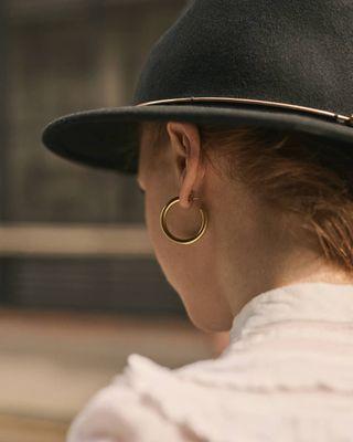 colourpalette london kensington editorial fashion portrait minimalism