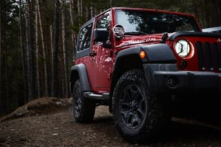 darkness details monster offroad photography rubicon woods