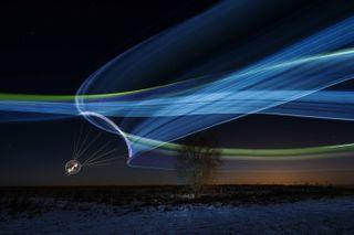 a7riii fullmoon paragliding sigma1424f28art sigmalens sony