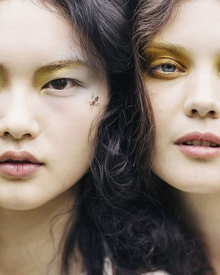 creativeportraits cityports portraitpage fashion tattoo tattoos beauty voguejapan