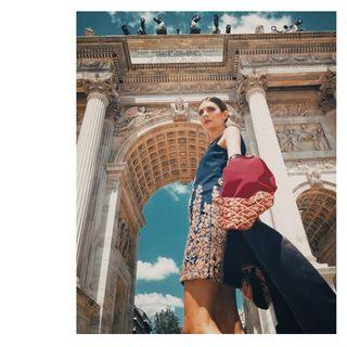 allthewayup milanmodels modelsinmilan arcodellapace milano luxury brunette fashionphotographer fashionphotography photooftheday