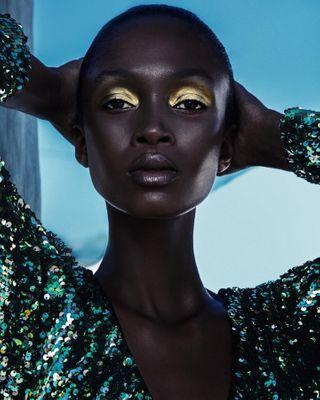 bestmua pier59studios beautyphotography fashioneditorial bani fashion beauty rawmelanin melanin black rdtierradesupermodels dominicanrepublic makeupartist photography retouch stylist lights mua agency model