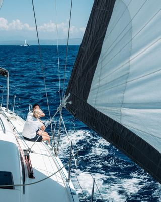 Croatia Crusing More55 MoreSailing OneSail Sailing