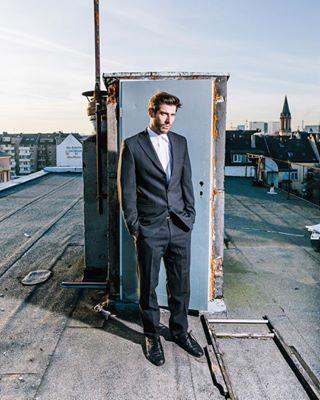35mm canon editorial editorialphoto face fashion fashionmodel flash male man model portrait portraitphotography portraits profoto rooftop sigma suits urban urbanphotography vsco