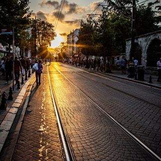 5d3 canon canonphotography graphicdesigner istanbul photographer photooftheday photoshop_art photoshopartist photoshop_cc photoshopmanipulation sigma sigma50mmart sigmalens sunset tramway