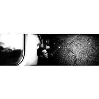hude train fotoflot bw notaselfie hopeinthedark chicago diptych creativecoworking