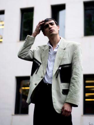 "Portfolio ""Bluesy Sunday"" editorial form Kluid magazine photo: 1"