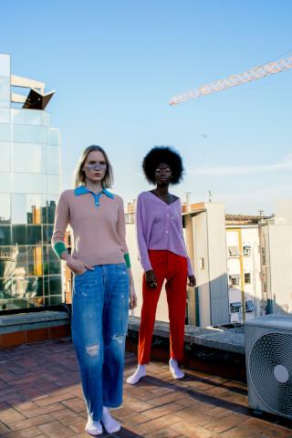 """Portfolio """"Concrete Jungle"""" editorial form cake magazine photo: 1"""