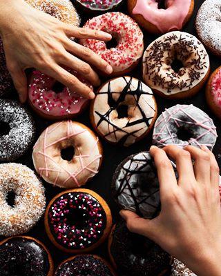 takakokuniyuki delicious donuts nationaldonutday