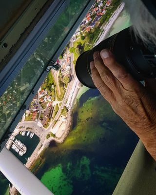 Aviatrix Office Europe mission Airborne Pilotlife Pilot Zoom Colors Nikon Canon PhotoOfTheDay Work Hobby Cessna172 Cessna Avgeek Aviation Flight Denmark Copenhagen Nature Aerialphotography Aerial Photography