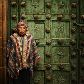 portrait latinamerica peruvian cuzco peru andesmountains green travel cusco southamerica