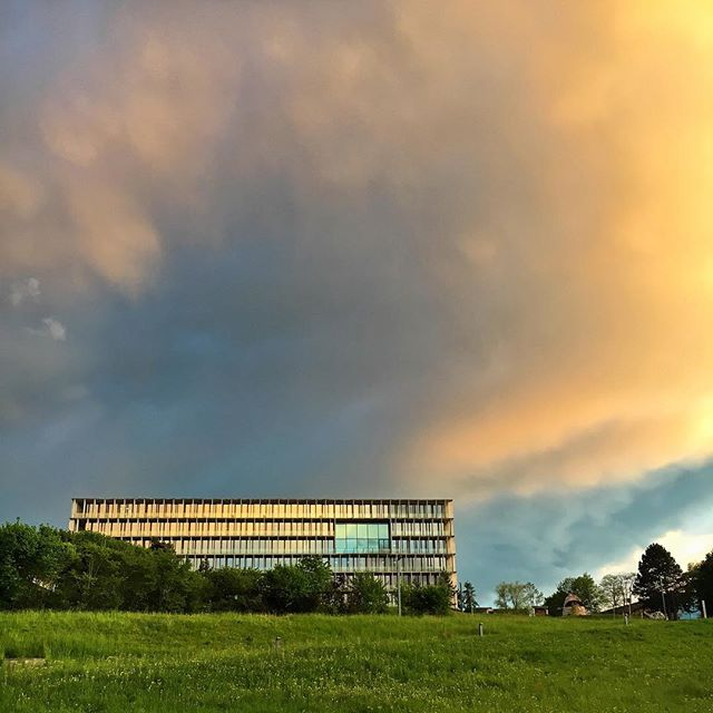 architecture architekt baumschlagereberle escience ethzurich eveningsun iphoneonly