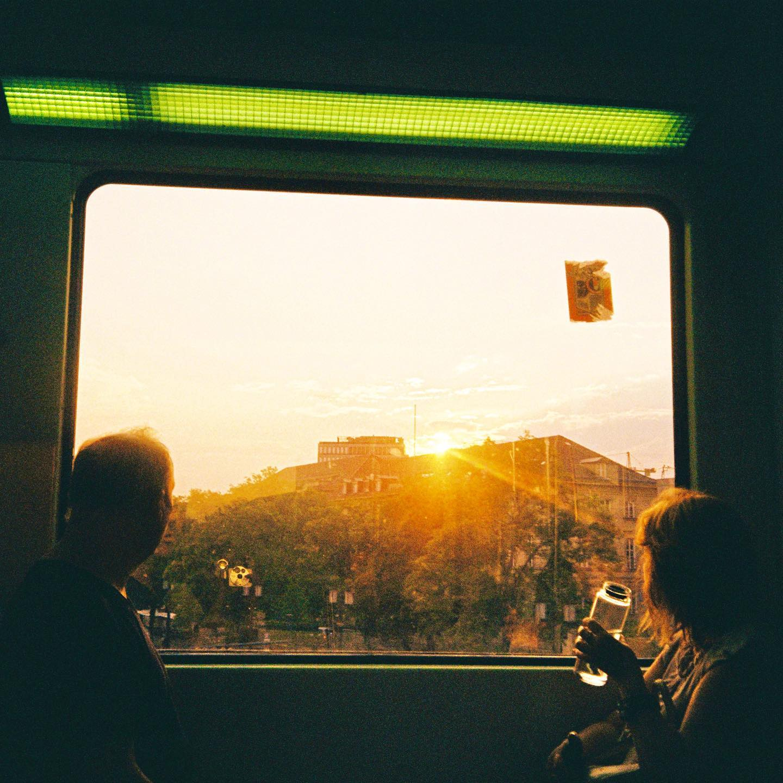 sunset analogphotography filmphotography berlin karinkameraberlin