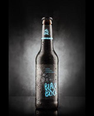 sonthofen blackbeer beer bottle stilllife photography beverage hirschbr