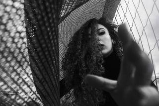 2020 aesthetic blackandwhite bw composition curlyhair dark deep frame girl model painting photography portrait portraitphotography portraiture portrait_vision