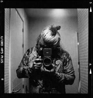 120film 6x6film filmphotography selfie
