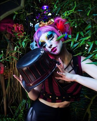 tearsheet altgirl dollfille nymodel makeup shironuri freelance indieartist motd femaleart clown colorful livingdoll forhire publication subculture toshi pinkhair numinousmag portfolio sideshow bestof2017 editorial talenthouse rainbow independent contortion onlocation tbt philadelphiaphotographer