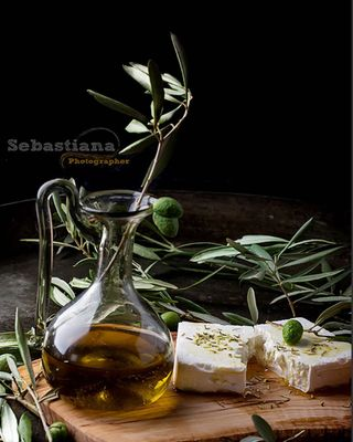 sebastianaraw food stockphoto snack traditional Greek Greece oliveoil foodphotography cheese feta