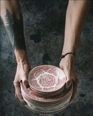 sebastianaraw food stockphoto vintage rustic tattoo hand foodphotography ceramic british