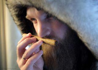 essence smell hairy beard beardedman bearded Feel Moscow Russianmodel Russia