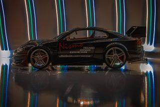 longexposurephotography longexposure modelcars modelcar car cars nikond5600 nikon silvia nissansilvia nissan