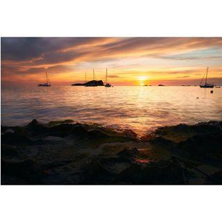 baleares balearic eivissa erikstyle ibiza instanature islasbaleares landscape nature nikon ocean sigma sigmaart spain sunset sunsetlovers throwback