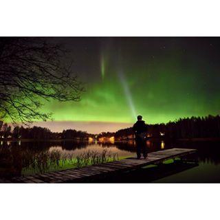 aurora auroraborealis captureonepro erikstyle finland instanature landscape nightshot nightsky nikon ourfinland sigma sigmaart starphotography thisisfinland winter