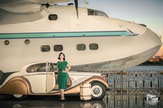 newzealand tour mynikonlife classicaviation vintagestyle editorialfashion pinup seaplanes museums motat travel
